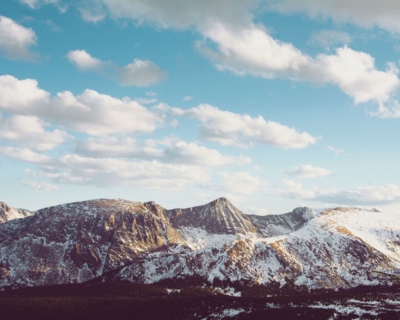 """That Rocky Mountain Air"" - landscape photography"