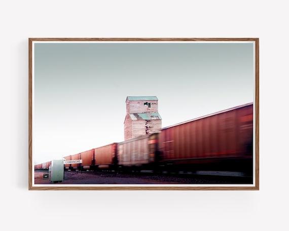 """Train Spotting"""