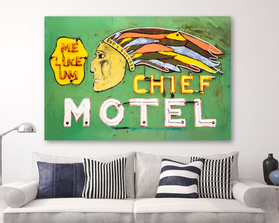 """The Chief Motel"""