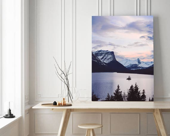 """""""Wild Places"""" - photo on canvas"""