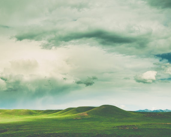 """Rolling Country Hills"" - landscape photography"