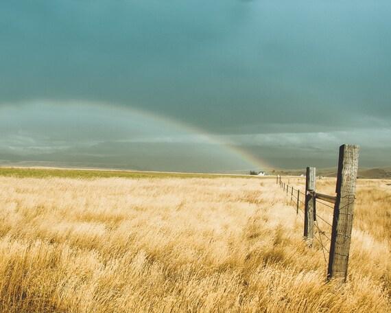 Farmhouse Rainbow