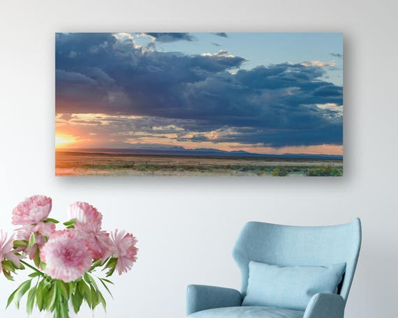 """Country Summer"" - panoramic landscape"