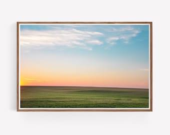 Wheat Field Landscape Photography
