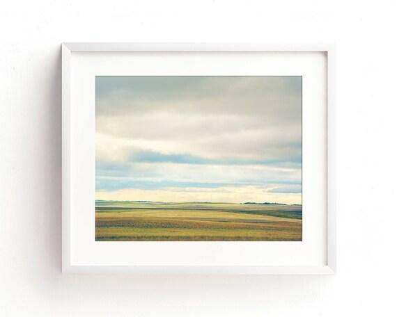 """""""Farmland Plains"""" - fine art photography"""