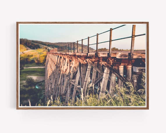"""Spring Creek Trestle"""