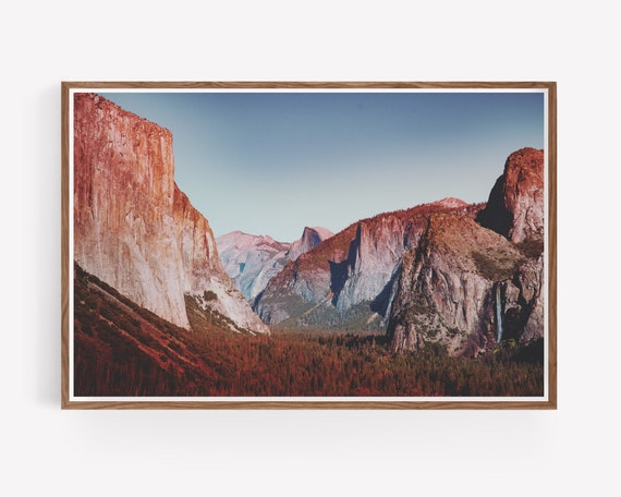 """Yosemite Valley"""