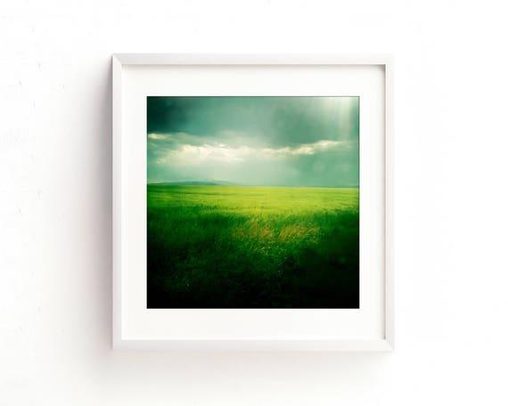 """Green Fields"" - landscape photography"