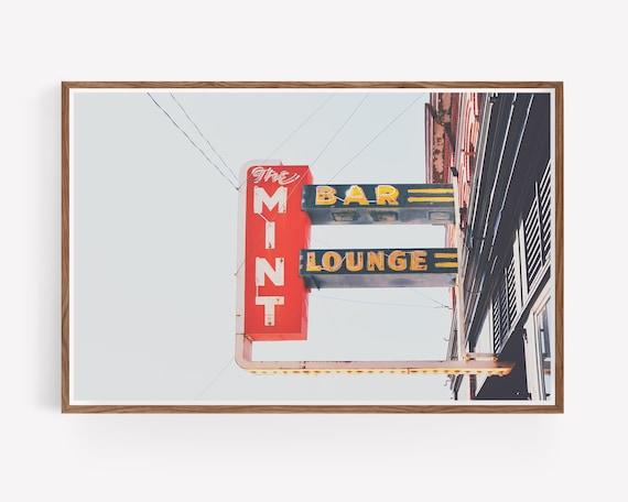 """The Mint Bar"""