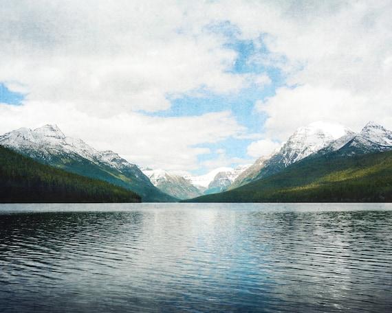 """""""Bowman Lake"""""""