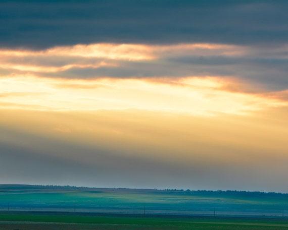 """""""Shine A Light"""" - landscape photography"""