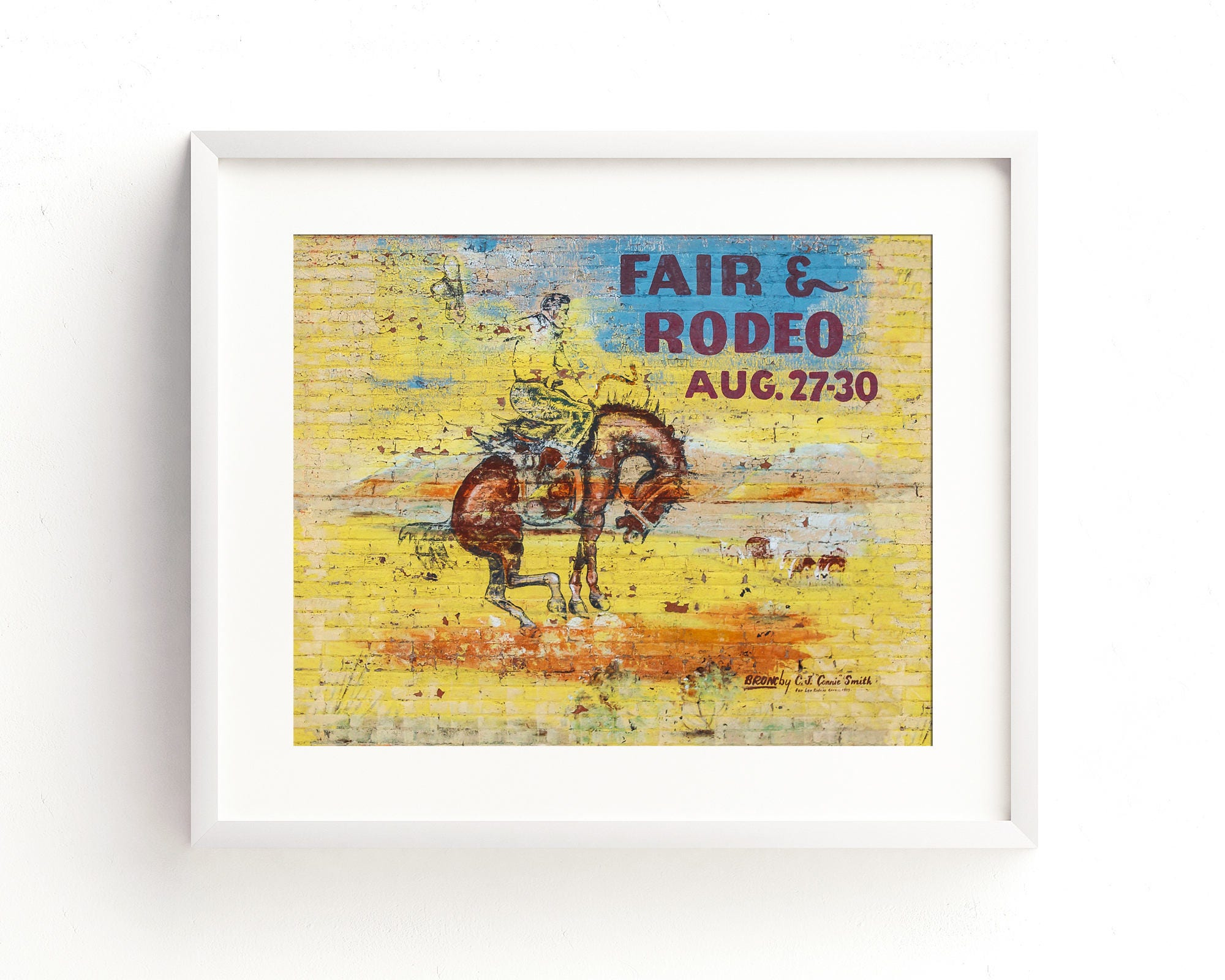 Fair and Rodeo - fine art photography