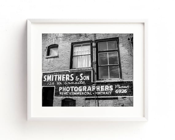 """Smithers And Son"" - fine art photography"