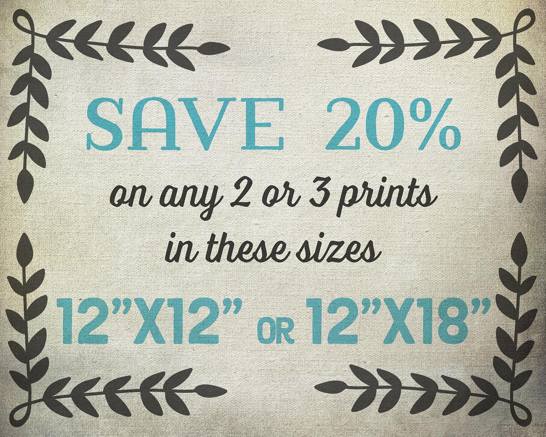 save 20 bundle discount wall art prints art prints large art