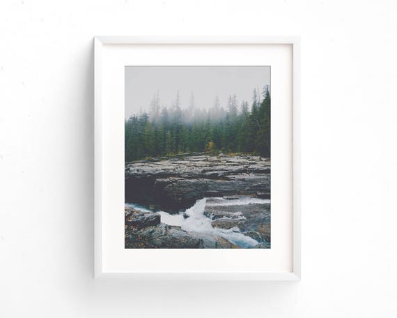 """""""Where My Mind Goes Quiet"""" - landscape wall art"""