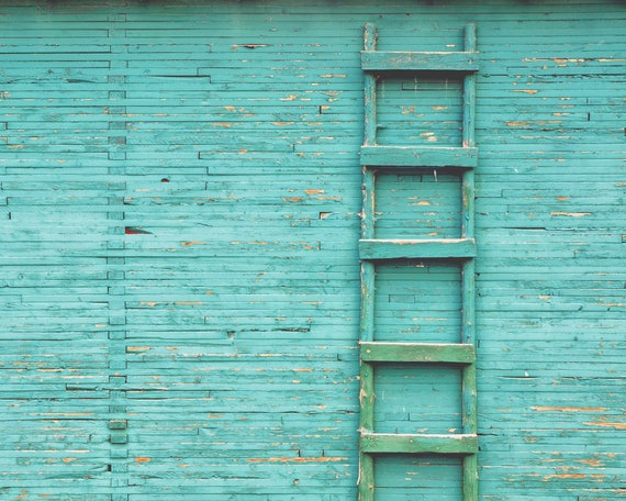 """The Green Ladder"" - fine art photography"