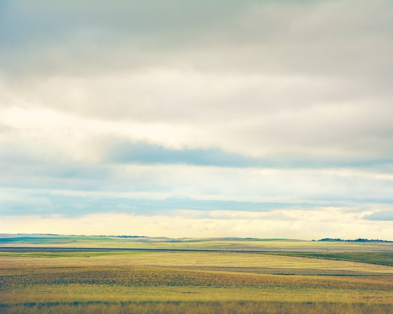 """Farmland Plains"" - fine art photography"