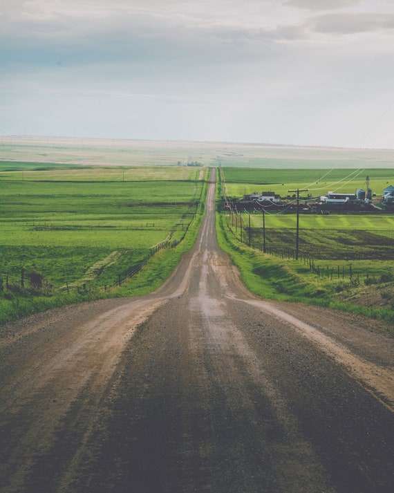 All Roads Lead Home - landscape photography