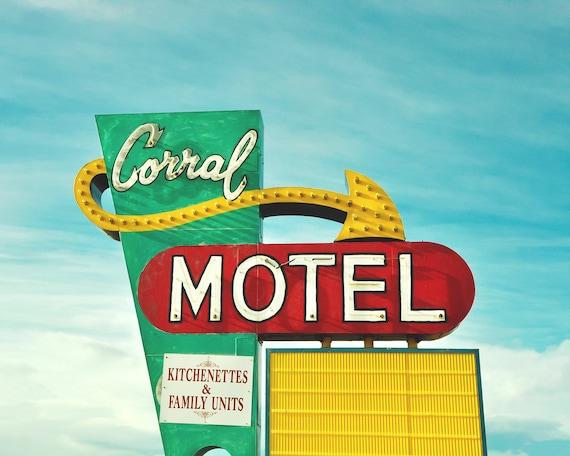 """The Corral Motel"""