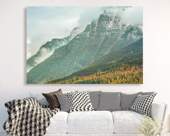 """""""Ascent"""" - Landscape on canvas"""