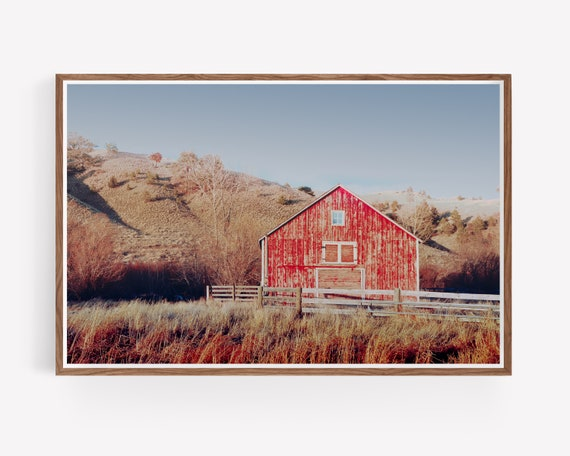 """Little Red Barn"""