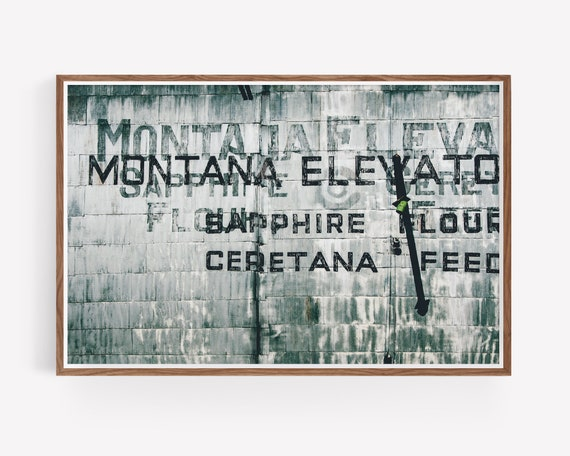 """Ghosts of Montana"""