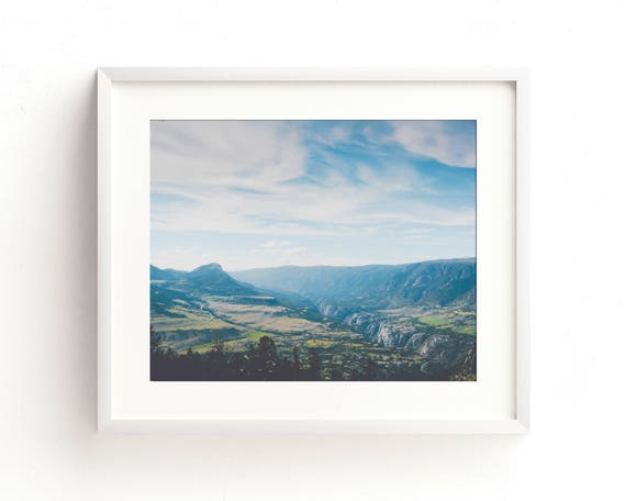 """Sugarloaf Mountain"" - landscape wall art"