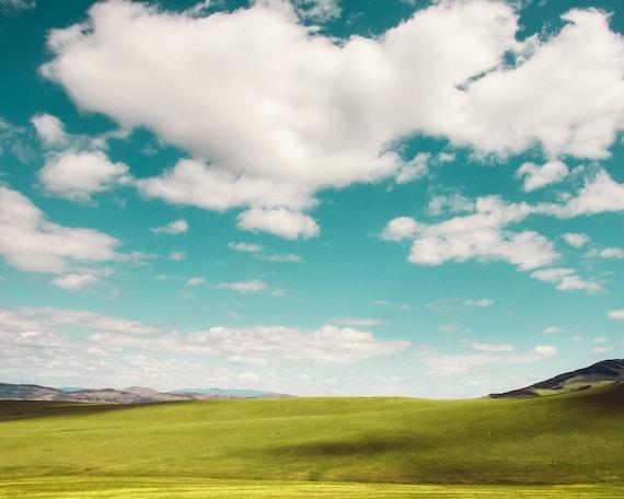 """""""On the Plains"""" - landscape photography"""