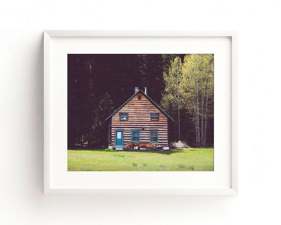 """Home Sweet Home"" - landscape wall art"