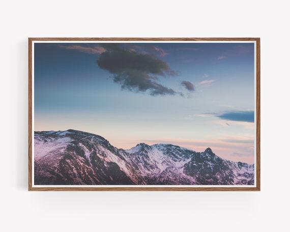 """""""Rocky Mountain Twilight"""""""
