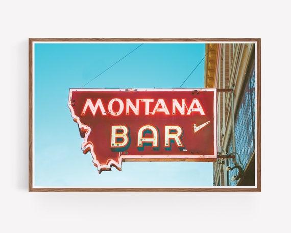 """""""Montana Bar"""""""