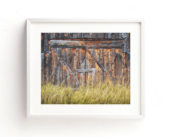 """Barn Doors"" - fine art photography"