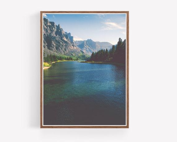 """""""Rosebud Lake"""""""