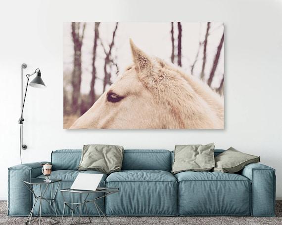 """""""Alert"""" canvas wall art"""