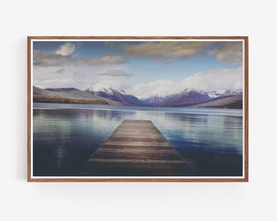"""Lake McDonald"""