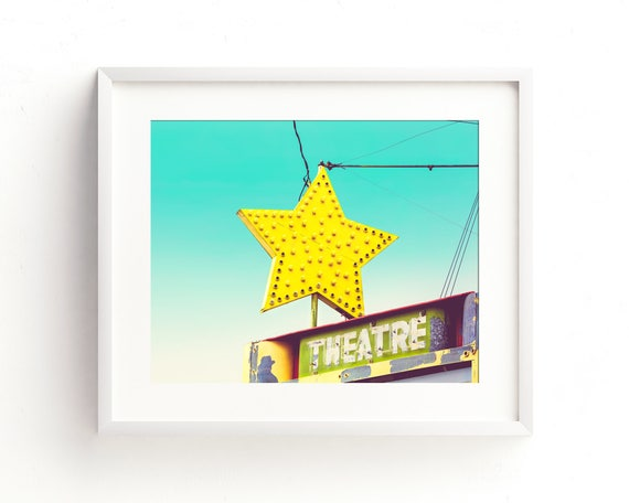 """The Star Theatre"" - fine art photography"