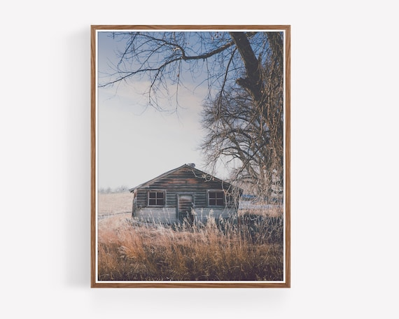 Rustic Farmhouse and Landscape Photography