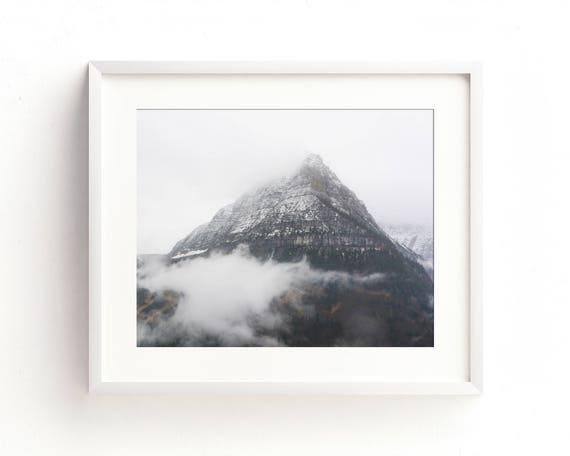 """""""Out of Hiding"""" - fine art landscape photography"""