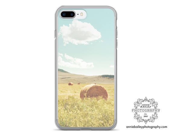 A Day in the Fields - iPhone case