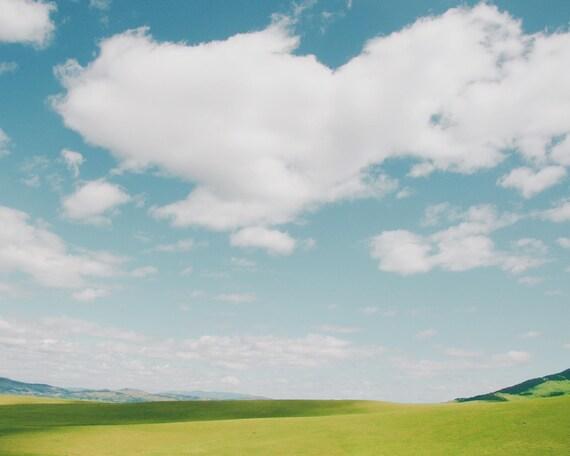 """An Ocean of Sky"" - fine art photography"