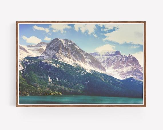"""Saint Mary Lake"""