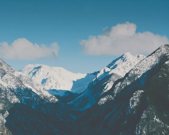 """Gaining Altitude"" - landscape photography"