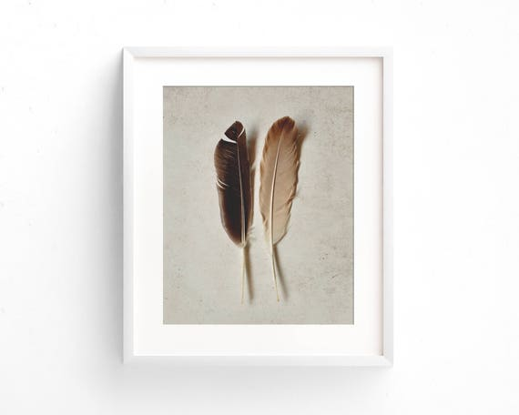 """Feathered Pair"" - fine art photography"