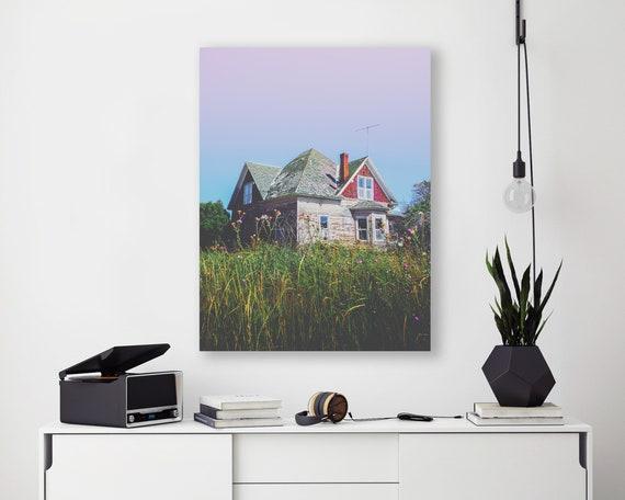Rural Farmhouse Photography