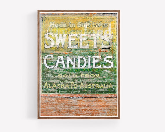 """Sweets Candies"""