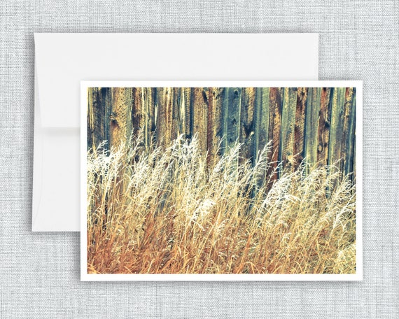 Against the Grain - greeting card