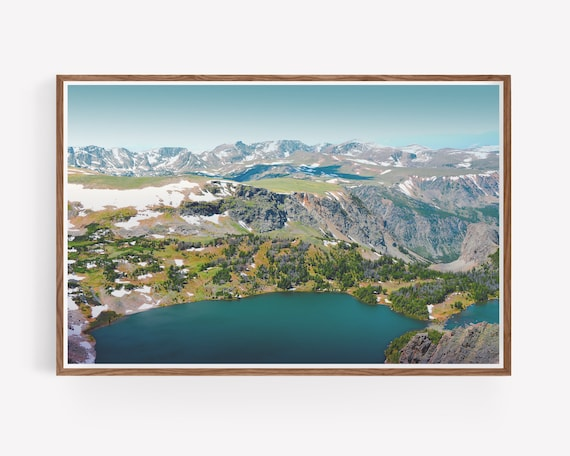 """Beartooth Lakes"""