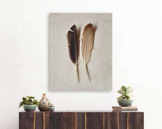 """Feathered Pair"""