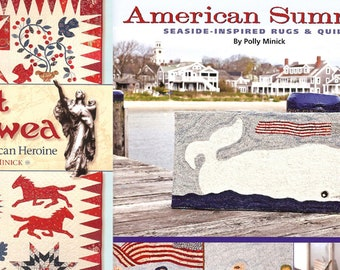 Victory Girls, American Summer, The Spirit of Sacagawea ~ Polly Minick & Laurie Simpson
