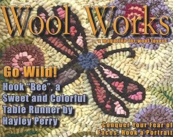 Wool Works Magazine - Summer 2018